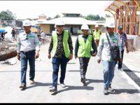 Dewan Sorot Proyek Pasar Jelojok dan Pembangunan Kantor Camat