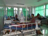 Libur Lebaran, Pasien Rujukan di RSUP NTB Membludak