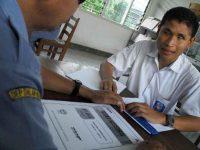Peserta UN Tuna Netra di SLB Selagalas Tidak Disediakan Lembar Jawaban Braille