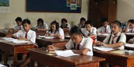7.632 Siswa SD di Kota Mataram Ikuti Ujian Sekolah