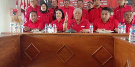 Akhirnya PDIP Resmi Tidak Akan Mencalonkan Husni Djibril di Pilkada Sumbawa