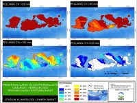 BMKG : Waspada Cuaca Ekstrem di Puncak Musim Hujan
