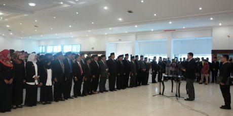 Gubernur NTB Lantik 260 Jabatan Fungsional