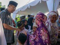 Gubernur: Peduli Yatim, Refleksi Mencintai Rasulullah