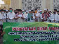 Ormas Islam NTB Tolak RUU HIP, Ini Dasar Argumentasinya