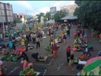 Apakah Protokol Covid di Pasar Tradisional Sudah Diterapkan dengan Baik?