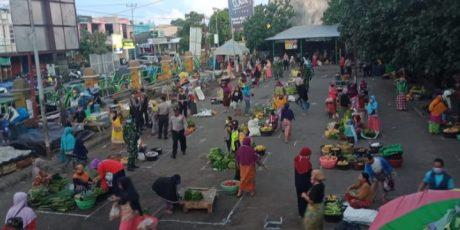 Selasa Depan, Ratusan Pedagang di Pasar Kebon Roek Akan di Swab