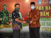 Pangdam IX/Udayana Apresiasi  Toleransi Masyarakat NTB