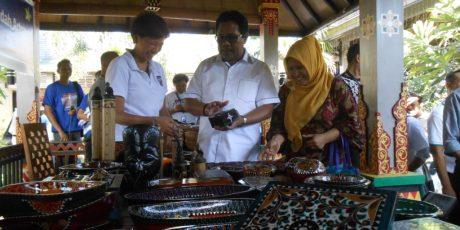 Produk UKM Lombok Dikenalkan Lewat Goes Mobile