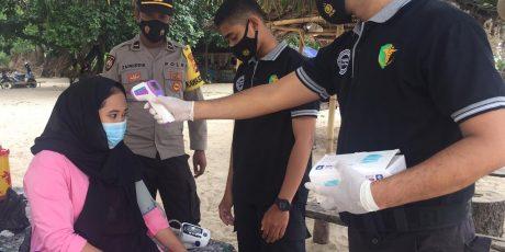 Prokes Jadi Penekanan, Perayaan Tahun Baru di Tengah Pandemi Berjalan Kondusif