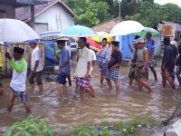 Delapan Kawasan di Mataram Rawan Banjir, Dinas PU Siapkan Petugas Khusus