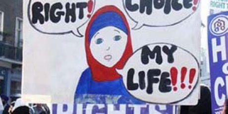 Larang Karyawan Berjilbab, Tiara Dapat Surat Teguran Dari Disosnakertrans Kota Mataram