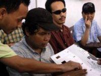 Pemilih Tunanetra di Mataram Akan Dibuatkan Surat Suara Huruf Braille
