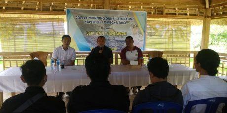 Polres Lombok Utara Target Ungkap Kasus