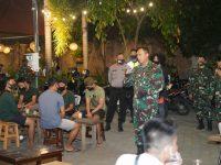 Cegah Penyebaran Covid-19 di Kota Mataram, Jenderal Pun Aktif Terjun ke Lapangan