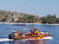 Penyeberangan Kapal Cepat Bali-Tiga Gili Ditutup Sementara Akibat Cuaca Buruk