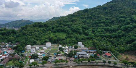 Pertamina dan Tonggak Sejarah Energi Kota Tepian Air