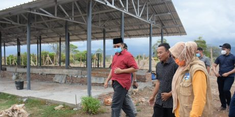 Gubernur Ingin Labangka Menjadi Kawasan Food Estate Terbaik di Indonesia