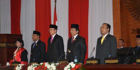 Lima Tahun Jabatan, DPRD NTB  Periode 2009-2014 Hasilkan 62 Perda