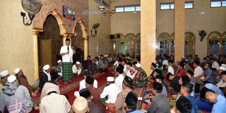 Gubernur Gelar Safari Subuh di Masjid Al-Mujahidin Lelede