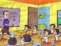 Enam Ribuan Sekolah di NTB Kembali ke KTSP