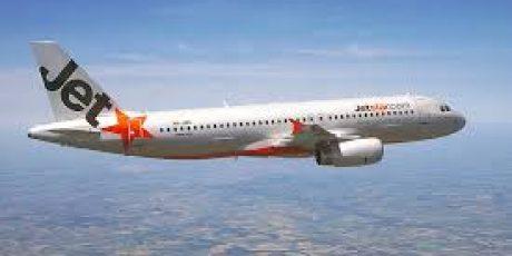 Jetstar Berhenti Sementara Layani Penerbangan Perth- Lombok