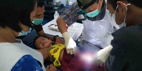 ''Suara NTB'' dan Radio ''Global FM Lombok'' Gelar Khitanan Massal