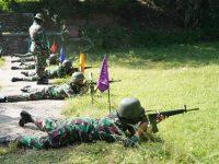 Yuk Intip Aktivitas Prajurit TNI yang Gelar Latihan Menembak dengan Protokol Covid