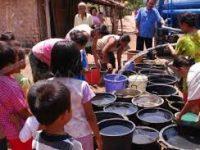 Ribuan Warga Desa Serewe Langganan Krisis Air Bersih