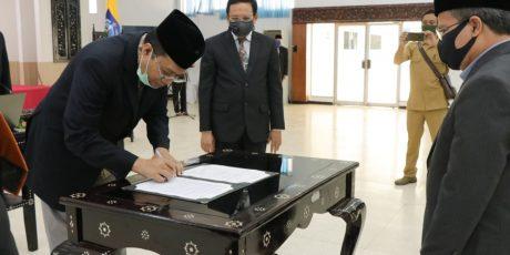Agar Birokrasi Lebih Proaktif, Gubernur Geser Ratusan Pejabat
