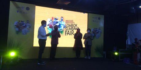 Bangkitkan Industri Pariwisata, Rebound Pariwisata Lombok Sumbawa Fair Digelar