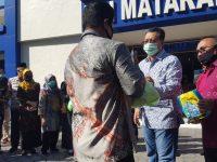 JPS Gemilang Diluncurkan, 105 Ribu Paket Sembako Mulai Disebar