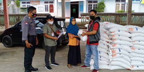Gandeng Perum Bulog, Kemensos Mulai Salurkan Bansos Beras untuk 70.002 KPM PKH di Loteng