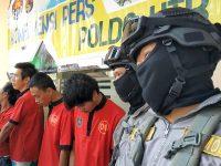 Maling Motor di Masjid Raya Ditangkap