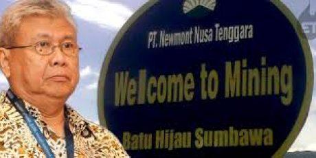 Newmont  Akan Kembali Ekspor Konsentrat Tembaga