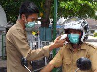 Cegah Corona, Kini Semua ASN dan Tamu Pemprov NTB Diwajibkan Pakai Masker