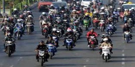 Perjualan Sepeda Motor Selama Puasa Meningkat