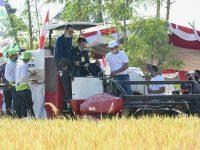 Mentan Bertekad akan Terus Perkuat Pertanian di Provinsi NTB