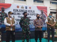 Panglima TNI Minta Penggunaan Masker Harus Jadi Kebiasaan Baru