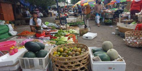 Takut Tes Swab, Pedagang di Pasar Kebon Roek Malah Enggan Keluar Berjualan