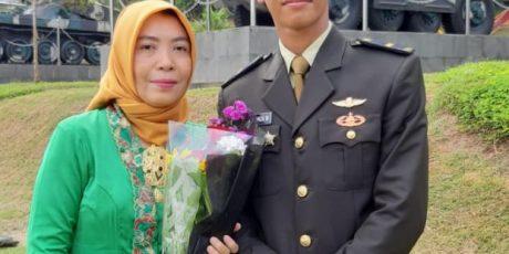 Membanggakan, Letda Lalu Muhammad Irza Wira Kusuma, Satu-Satunya Peserta Praspa Penerbang TNI AD Asal NTB