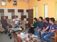 Kunjungi Suara NTB dan Global FM Lombok, KPK akan Buka Kasus Dugaan Gratifikasi Oknum Kepala Daerah