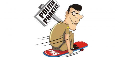 Pilkada Serentak, 25 ASN di NTB Terlibat Politik Praktis