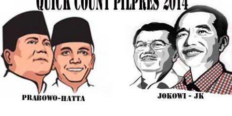 Quick Count RRI : Prabowo-Hatta Unggul di NTB