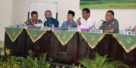 Tahun Ini, Anggaran Sektor Pertanian NTB Capai  Rp 1 Triliyun