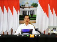 Gubernur Ratas Melalui Teleconfren, Inilah Empat Instruksi Presiden Terkait Mandalika