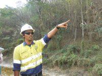 Newmont Reklamasi Bekas Tambang 35 Hektar Pertahun