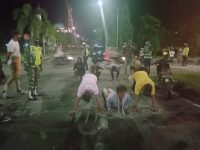 Disiplinkan Warga, Operasi Yustisi Penegakan Prokes Covid-19 Tetap Digelar