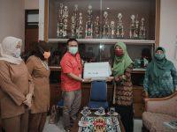 """Organisasi """"Save The Children"""" Ikut Bantu Penanganan Covid-19 di Lombok Utara"""