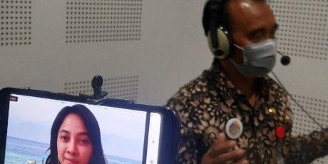 Bincang Gemilang di Radio Global, Milenial Punya Kontribusi Besar di Era New Normal